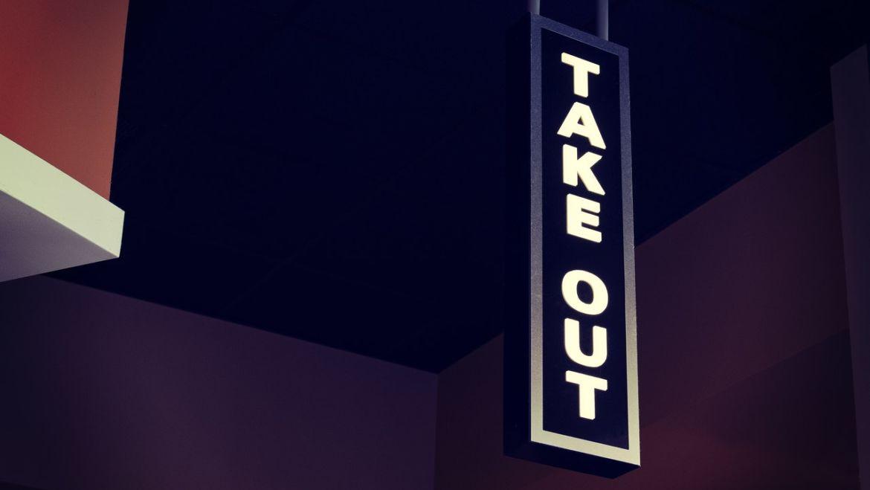 Take Out!